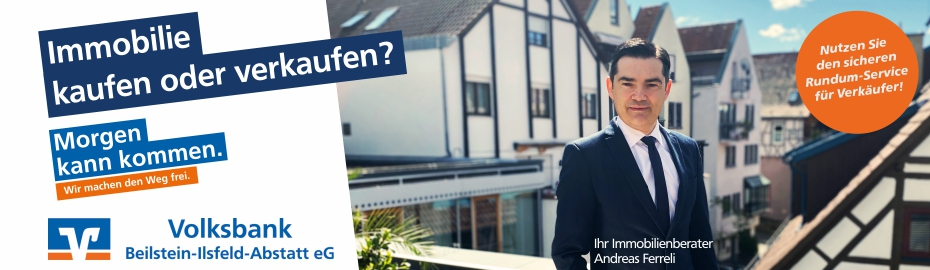 Ihr Immobilienberater Andreas Ferreli
